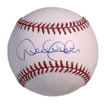 Authentic Derek Jeter Autographed Baseball