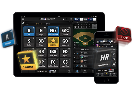 MLB Connect apps