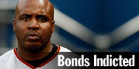 Bonds indicted
