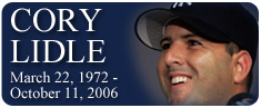Cory Lidle: 1972-2006