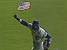 Sammy Sosa carries the flag high