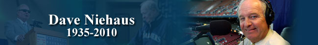 Dave Niehaus Tribute Page