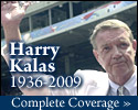 Harry Kalas, 1936-2009