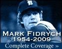 Mark Fidrych, 1954-2009