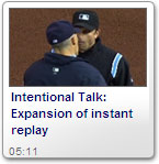 Expansion of instant replay