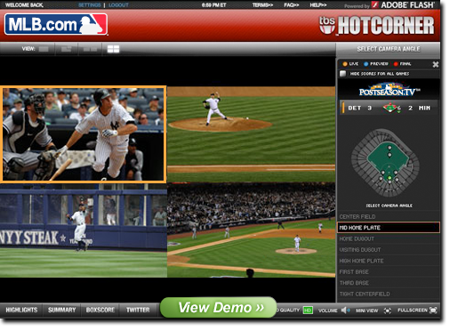 mlb postseason.tv