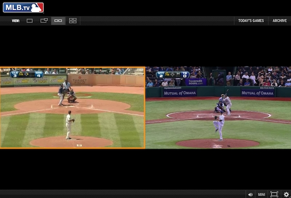 how to watch mlb tv on chromecast