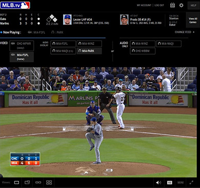 TV And MLBTV Premium Subscribers