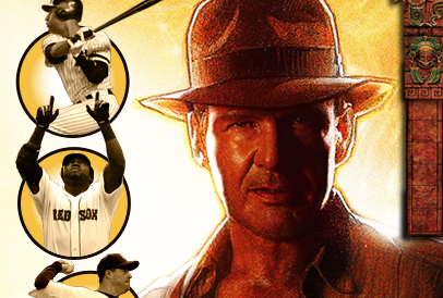 Indiana Jones Legends Sweepstakes