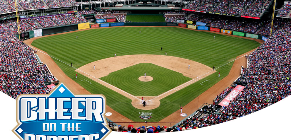 Cheer on Texas at Anaheim! - Presented by AT&T | texasrangers.com: Fan ...