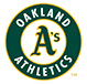 Ouest - Athletics de Oakland