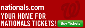 Your home for Nationals tickets! Buy Now!