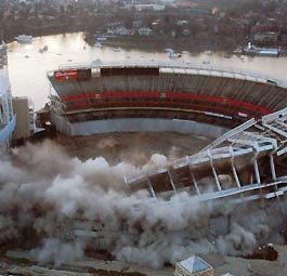 Cinergy Field: 1970-2002 | reds.com: History
