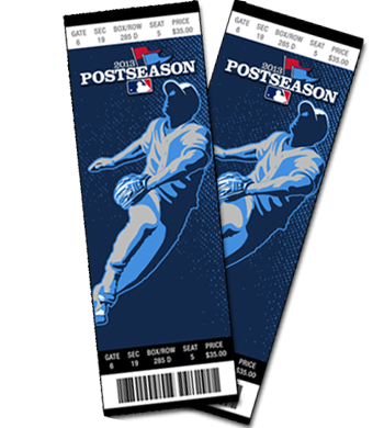 Postseason tickets