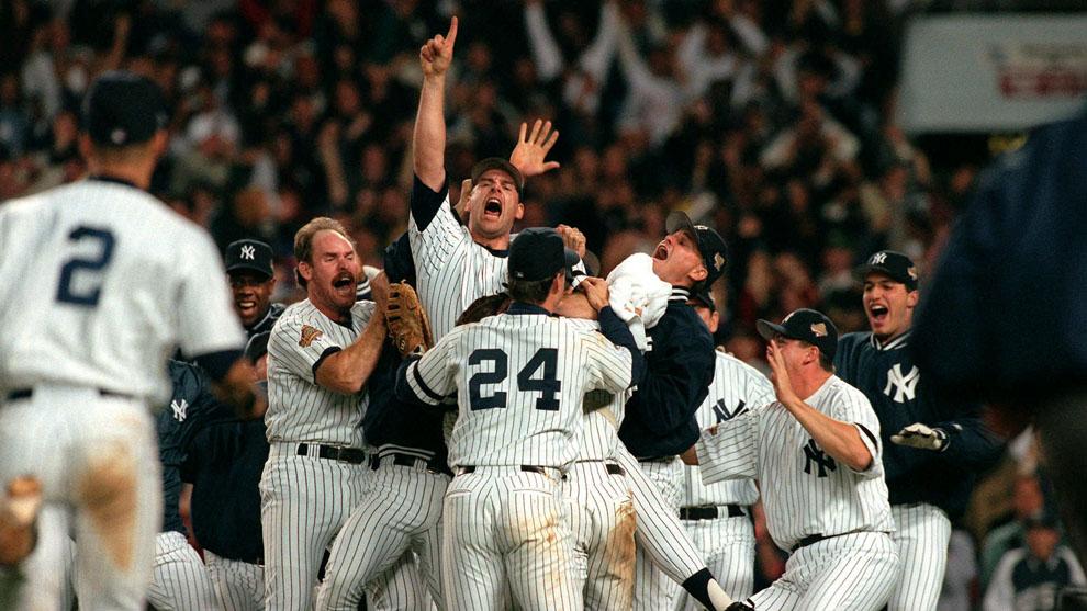 Postseason History: 1996 WORLD SERIES | MLB com