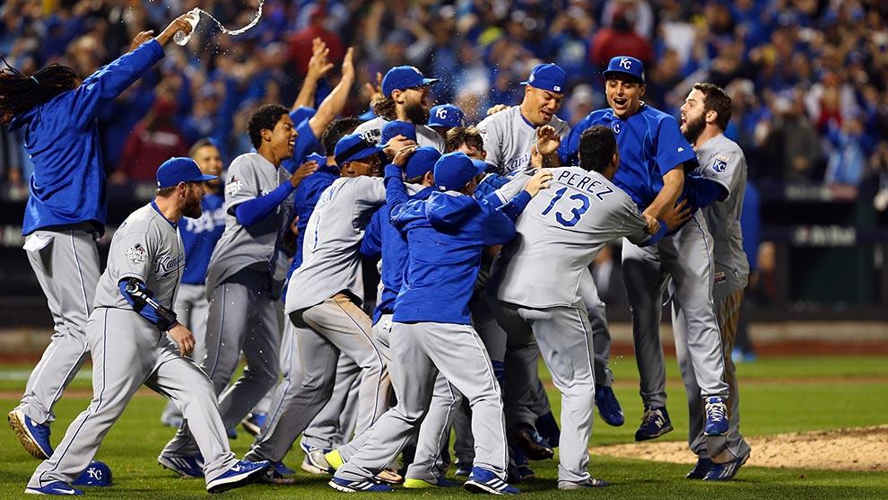 Postseason History: 2015 WORLD SERIES | MLB com