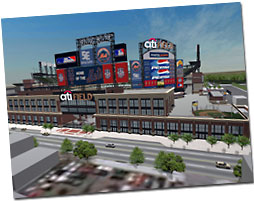 Citi Field Admin Building