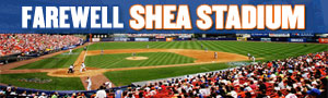 Farewell Shea Stadium