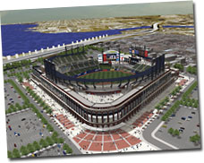New Mets Ballpark