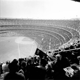 The Grand Opening of Shea Stadium