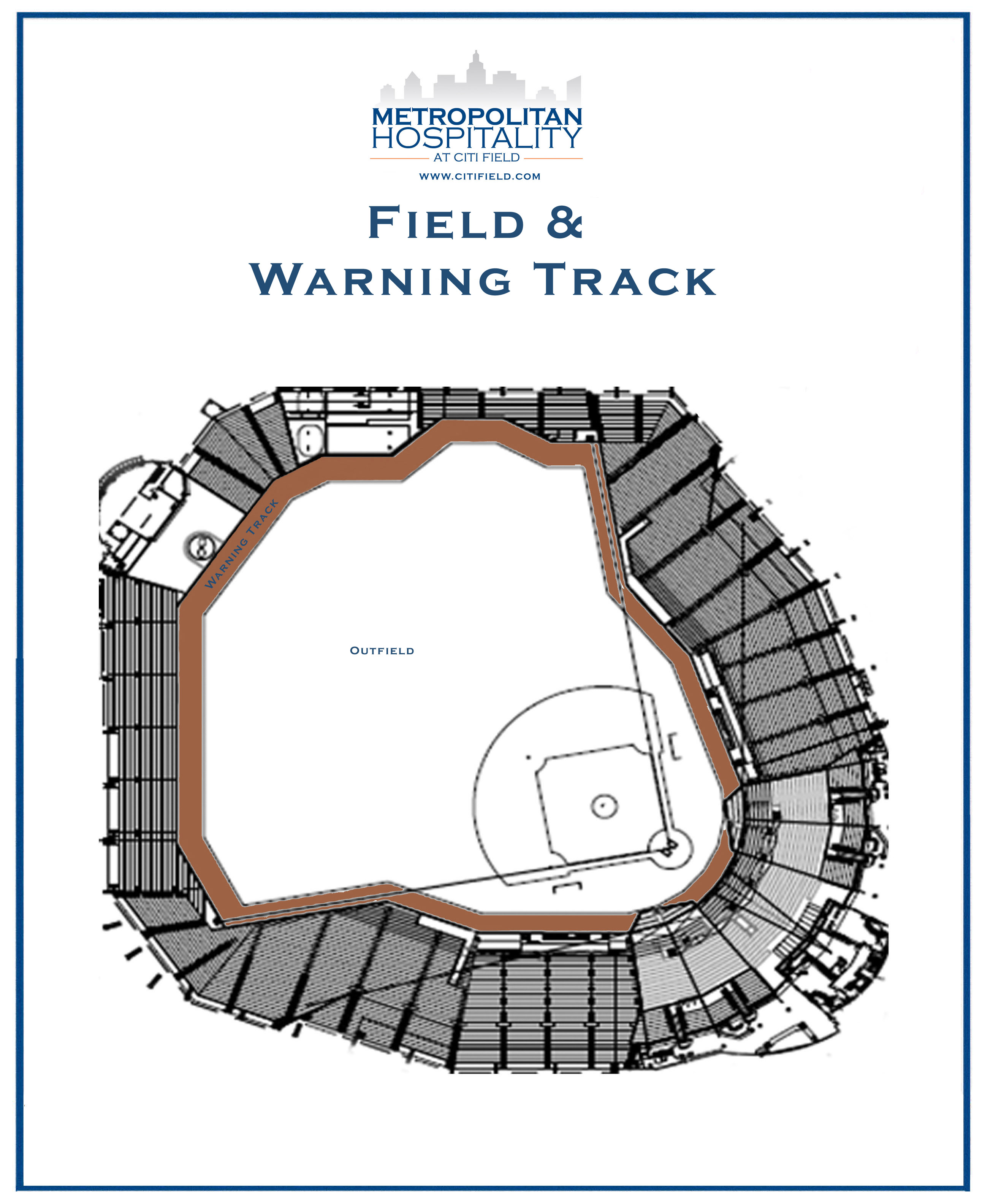 Citi Field Event Spaces Field New York Mets