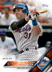 Mike Piazza New York Mets
