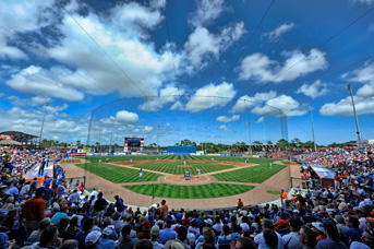 Meet the Mets in Port St. Lucie with Spring Training Tickets