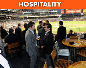 Hospitality Areas and Suites