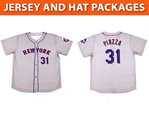 Jersey and Hat Packages