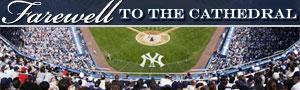 Farewell Yankee Stadium