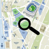 Click here to zoom in on the Yankee Stadium map