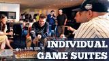 2013 INDIVIDUAL GAME SUITES