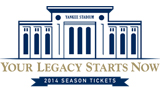 2014 SEASON TICKETS ON SALE NOW