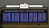 SEASON TICKET LICENSEE RECOGNITION WALL