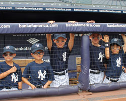 Yankees Summer Camps