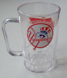 Yankees Mug Night
