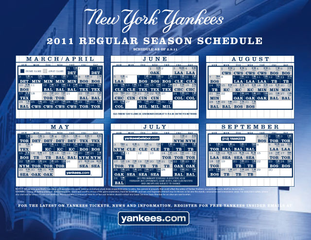 new york yankees logo 2011. Download The Yankees#39; 2011