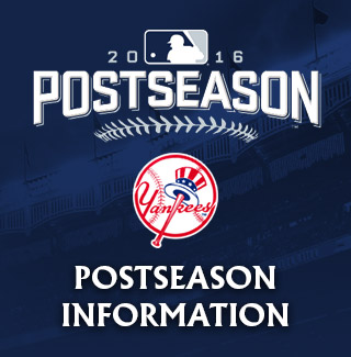 Postseason Information