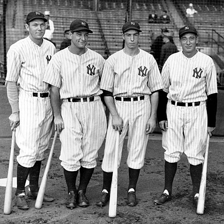 lou gehrig and babe ruth relationship