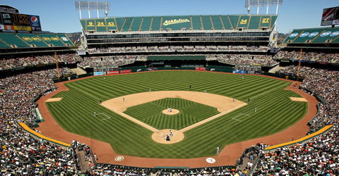 Picture of Oakland Coliseum