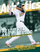 Spring Training Issue Cover