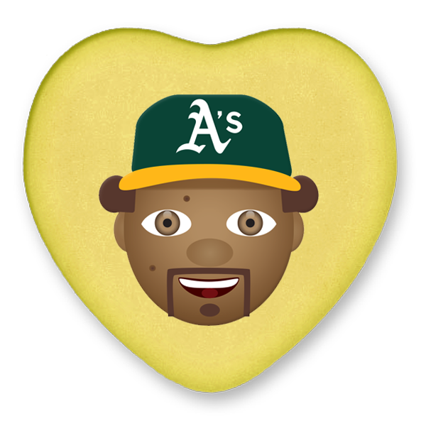 A's Candy Heart: Coco