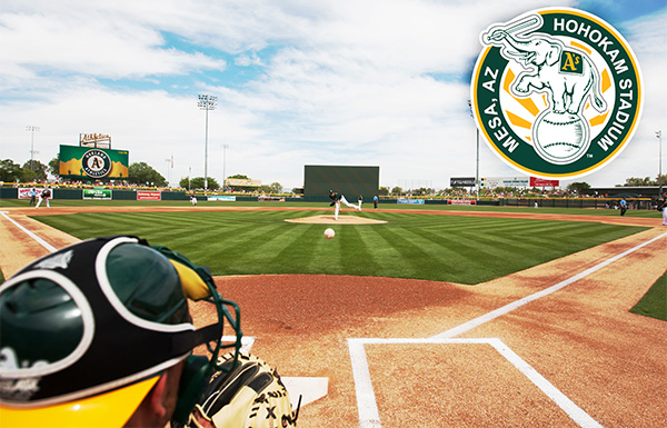 A's Spring Training