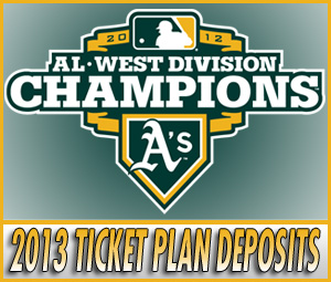 2013 Ticket Plan Deposits