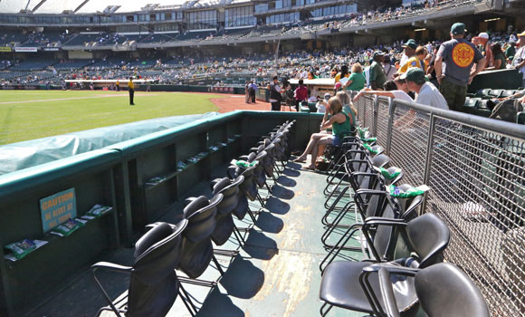 Field Box Seating