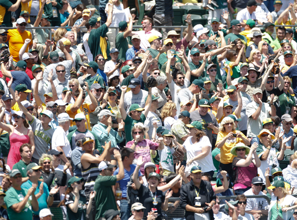 A's Season Ticket Services