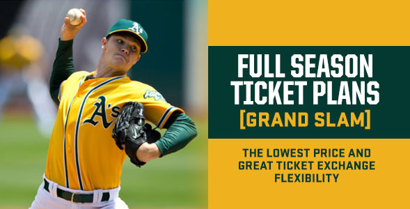 Full Season (Grand Slam) Ticket Plan