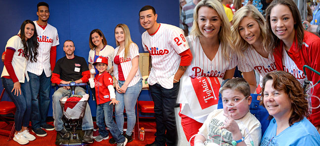 Phillies Families