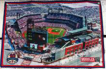 (1) Modell's Sporting Goods CBP Commemorative Banner (April 7)