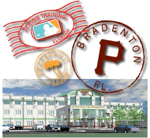 Bradenton Spring Training logo